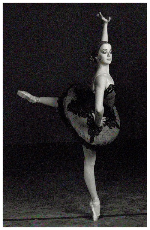 Marnie Hutcheson Ballerina